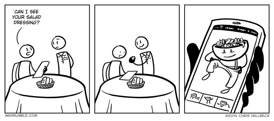 #897 – Vinaigrette