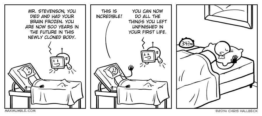 #901 – Possibilities