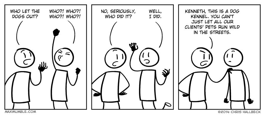 #914 – Who