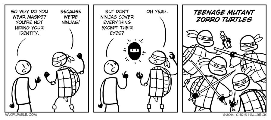 #921 – Masks
