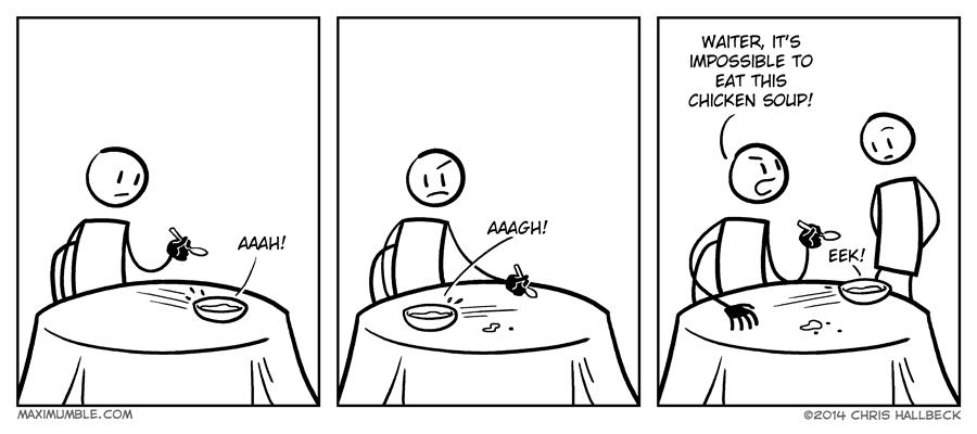 #922 – Soupy