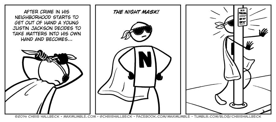 #929 – Mask