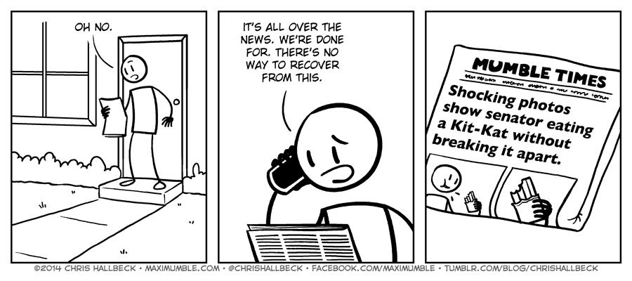 #953 – Break