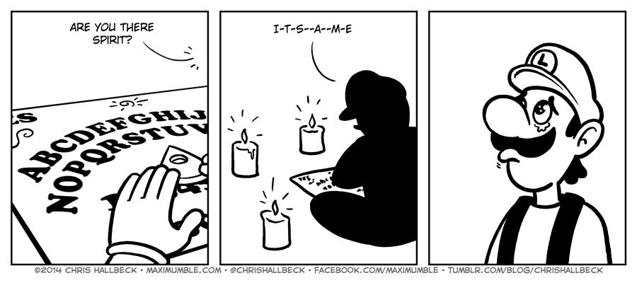 #958 – Spirited