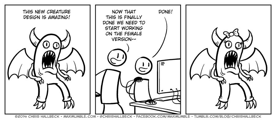 #976 – Creature