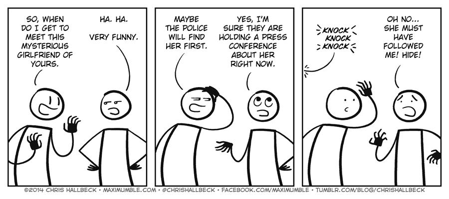 #984 – Mystery