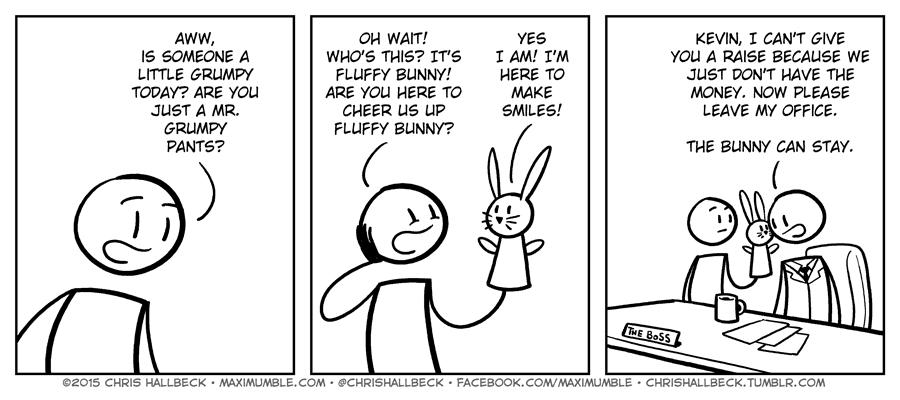 #1022 – Grumpy
