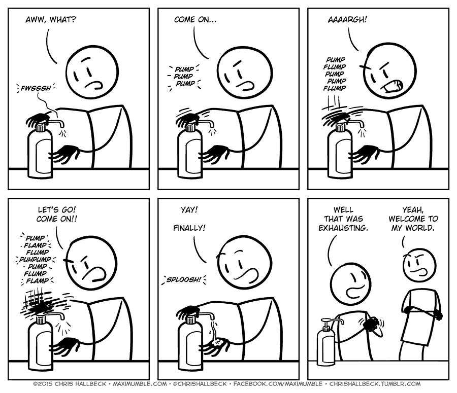 #1029 – Frustration