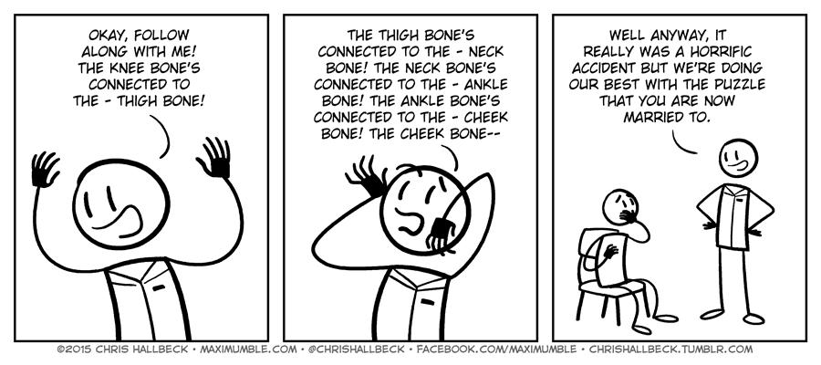 #1038 – Boned