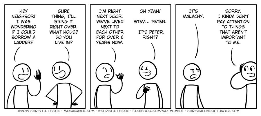 #1136 – Neighbor