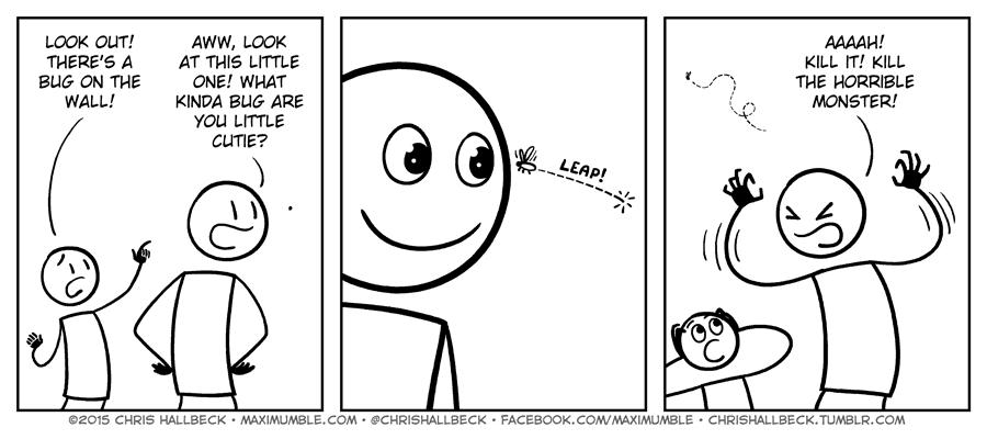 #1149 – Bugs