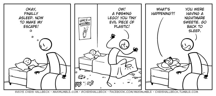 #1160 – Escape