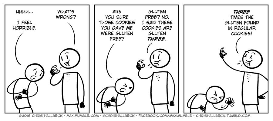#1205 – Gluten
