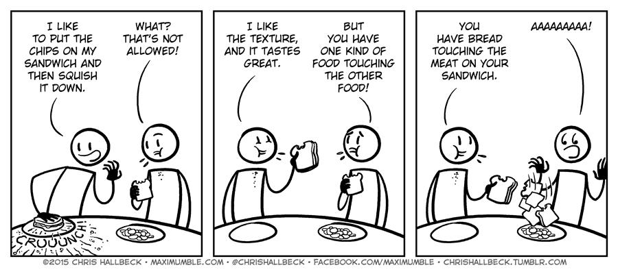 #1213 – Crunch