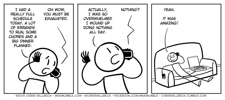 #1229 – Overwhelmed