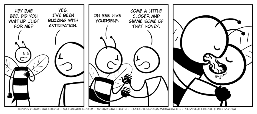 #1307 – Bees
