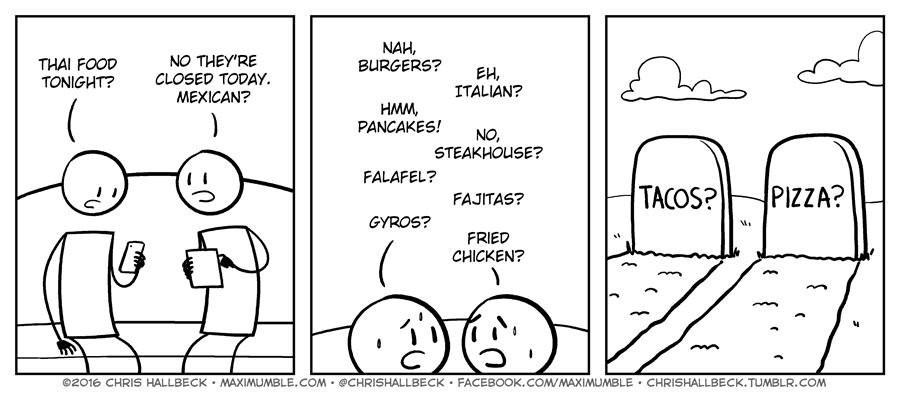 #1311 – Dinner