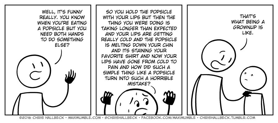 #1321 – Popsicle