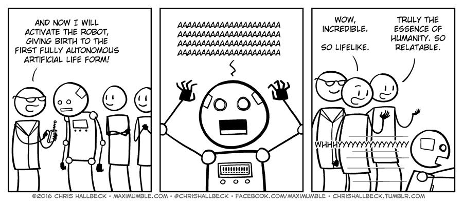 #1325 – Artificial
