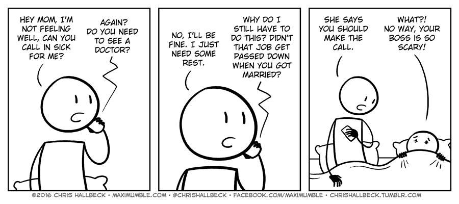 #1344 – Sick