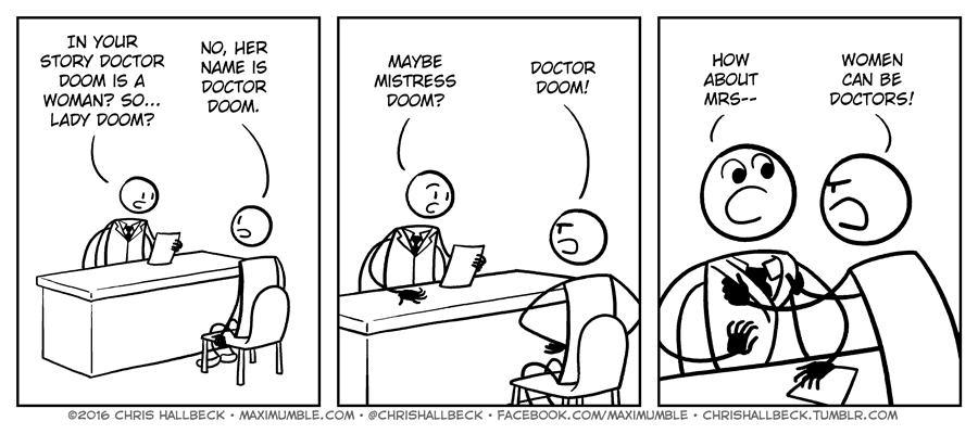 #1406 – Doom