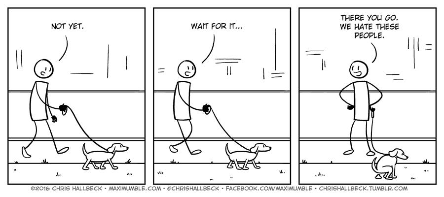 #1421 – Walking