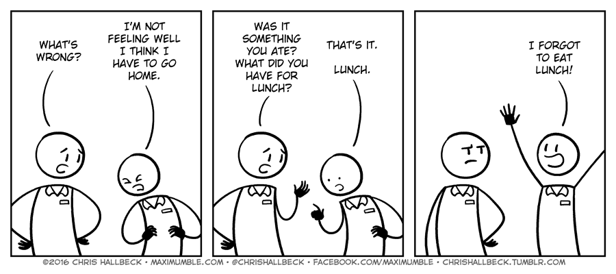 #1428 – Sick