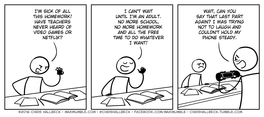 #1436 – Homework