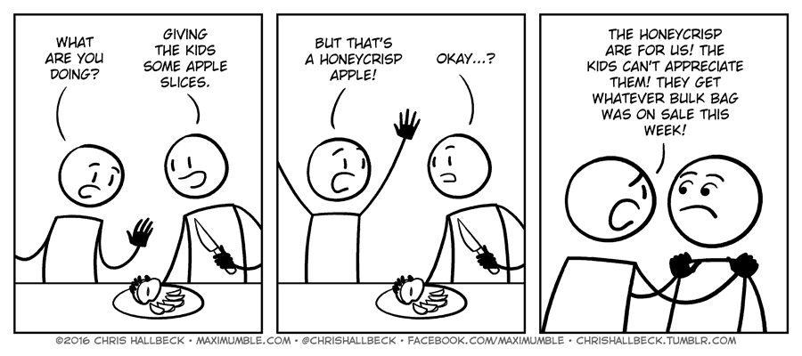 #1437 – Apples