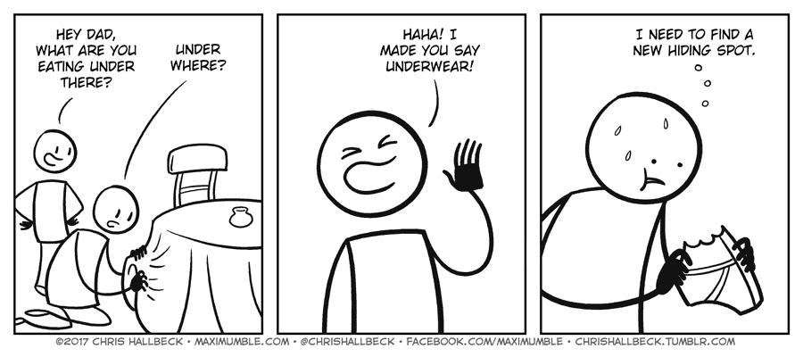 #1472 – Under
