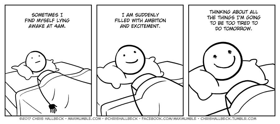 #1477 – Awake