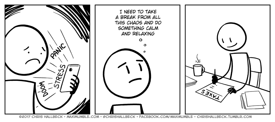 #1483 – Stress