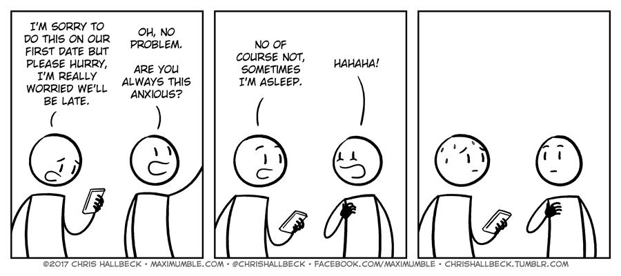 #1492 – Hurry