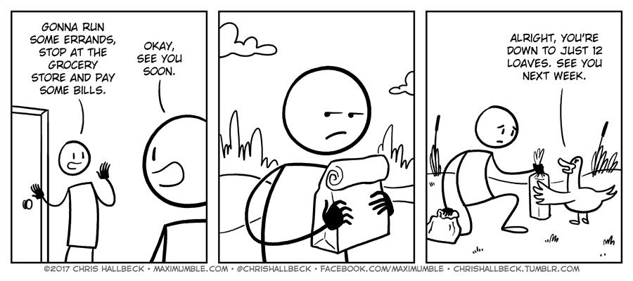 #1504 – Errands