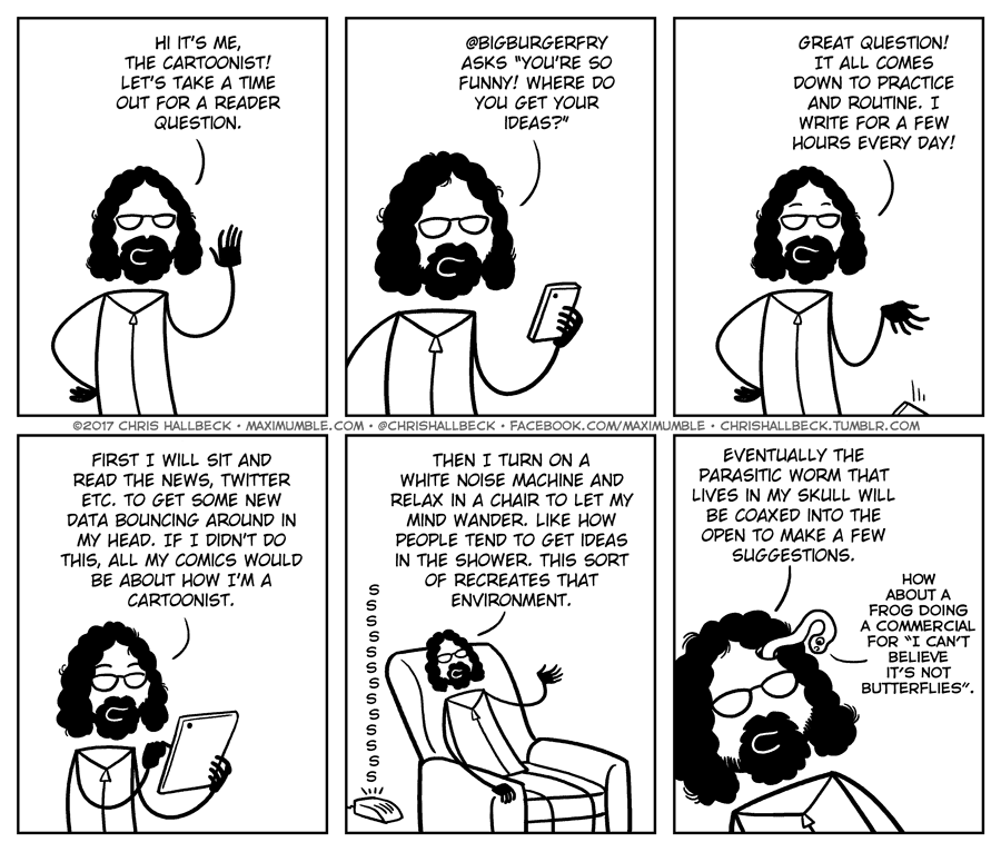 #1508 – Question time