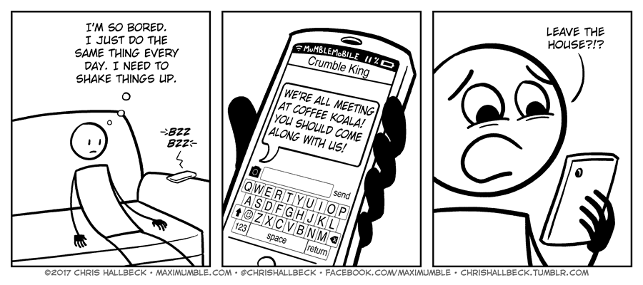 #1515 – Bored