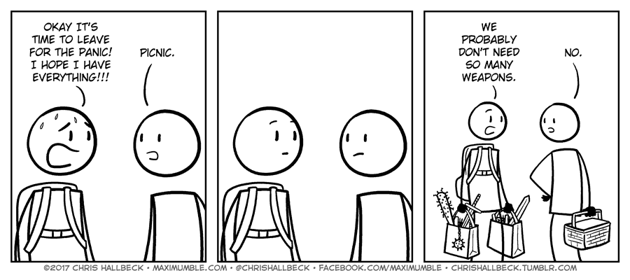 #1522 – Panic