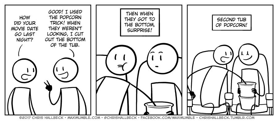 #1549 – Popcorn
