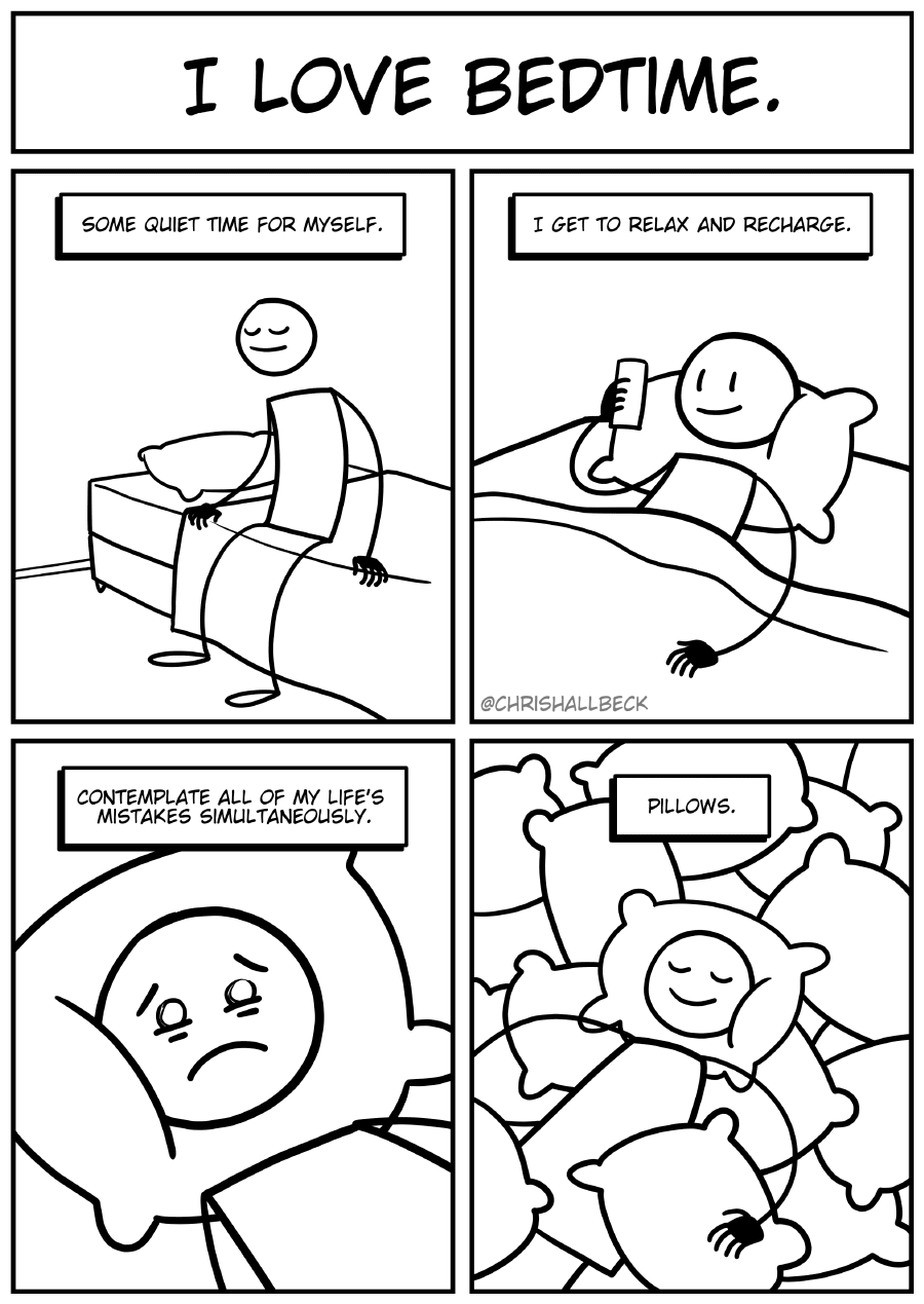#1558 – I Love Bedtime