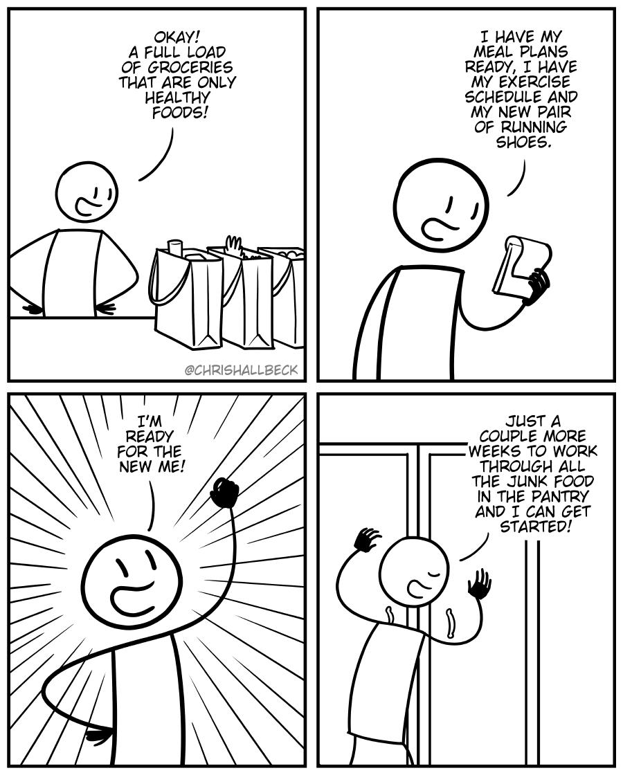 #1593 – Groceries