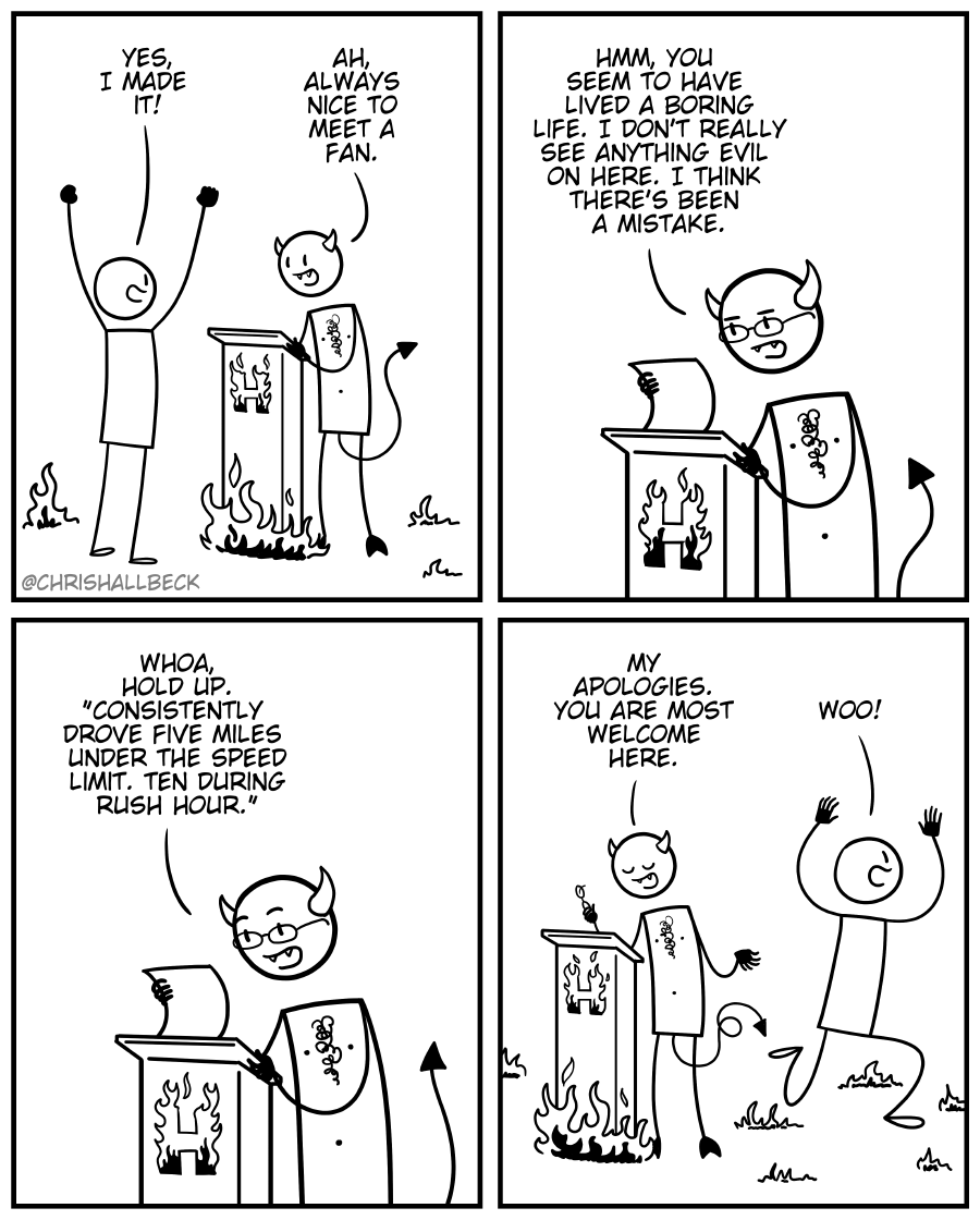 #1621 – Made it