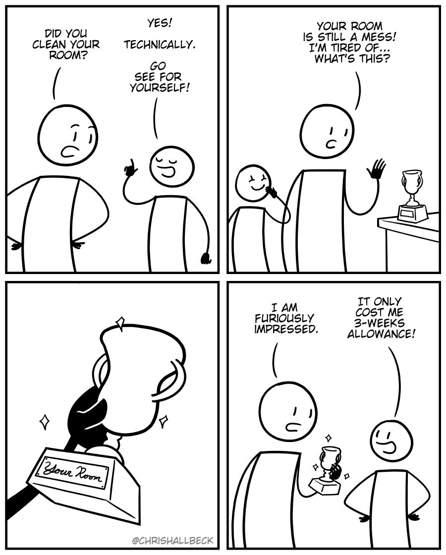 #1634 – Clean