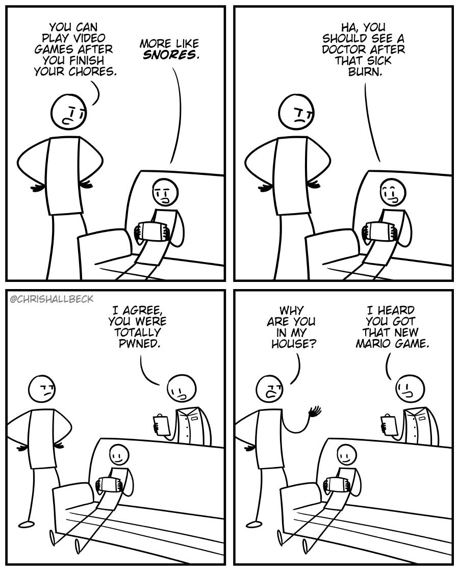 #1637 – Chores