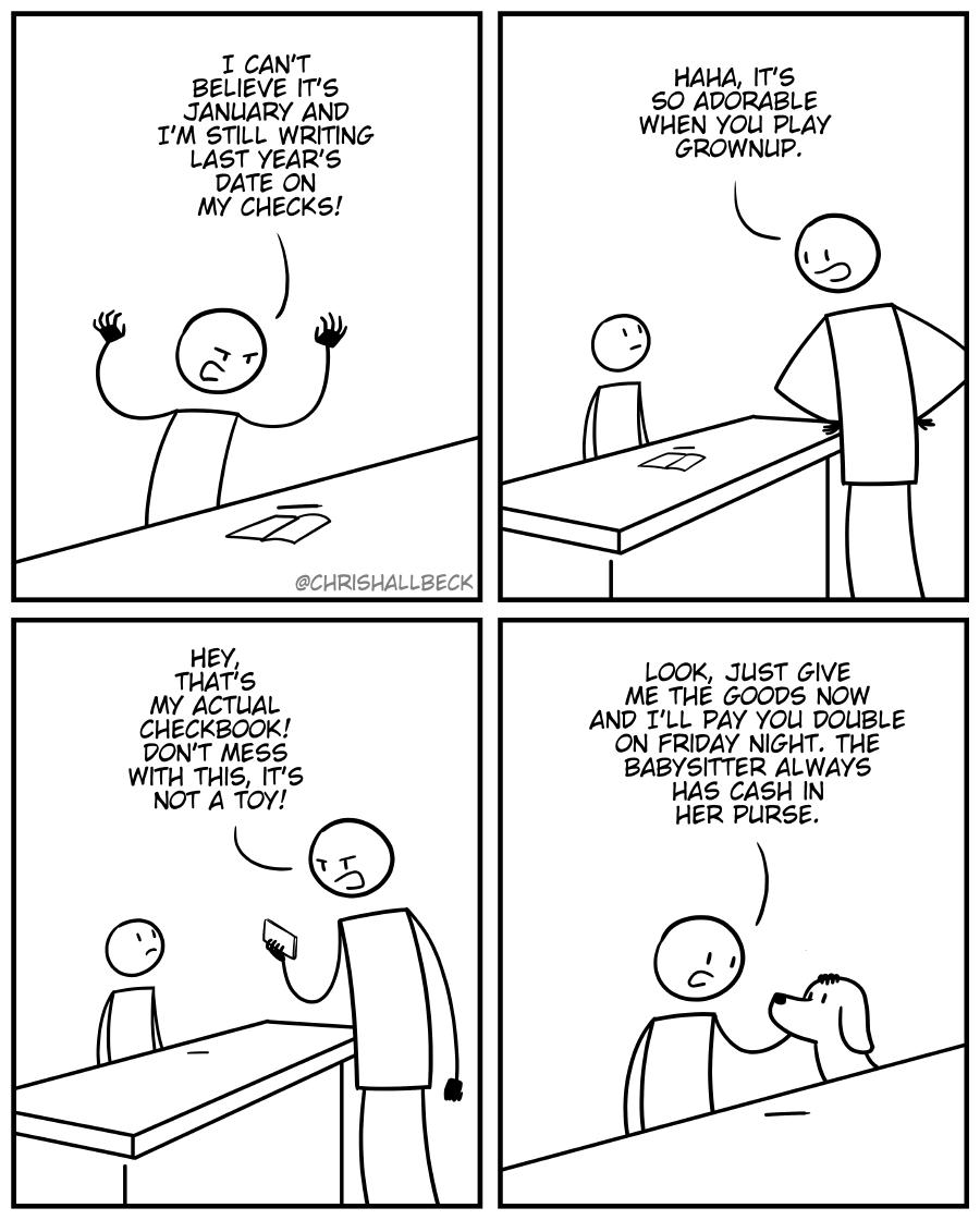 #1662 – Checks