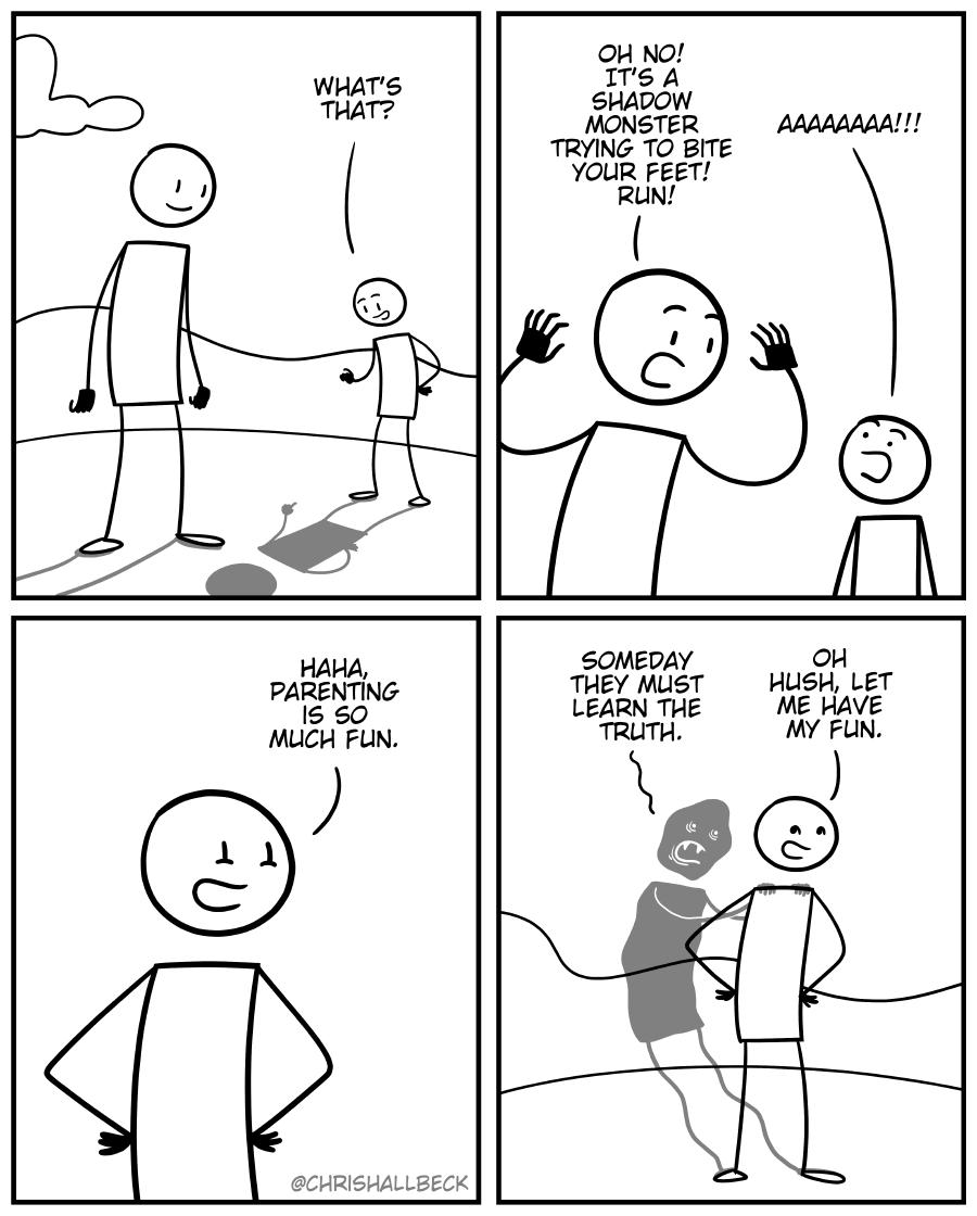 #1674 – Shadows