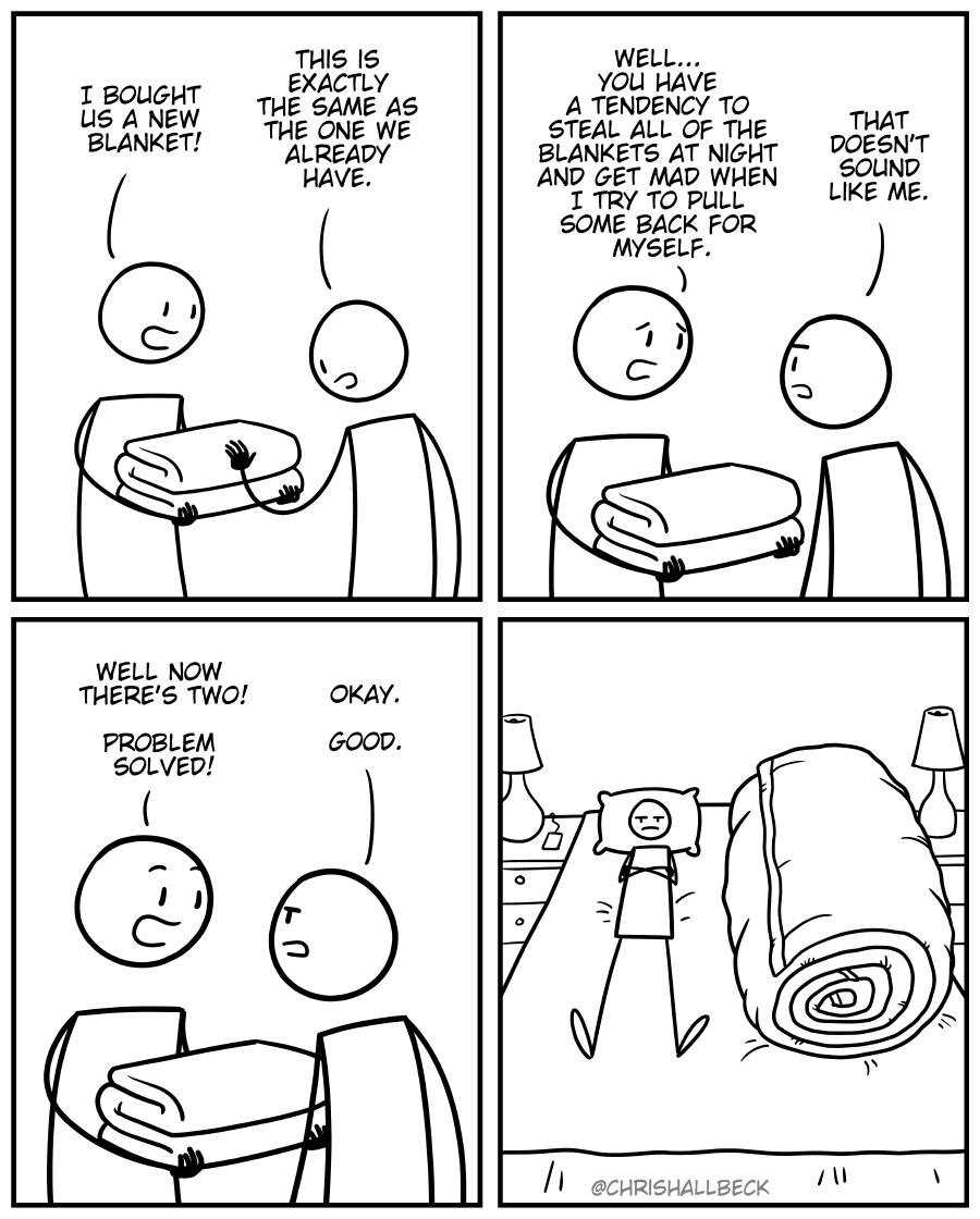 #1687 – Blankets