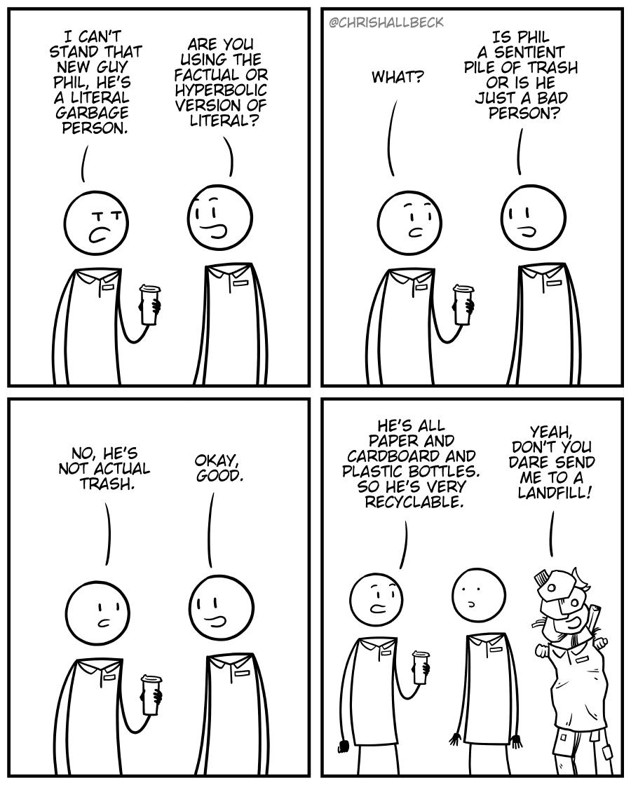 #1707 – Garbage