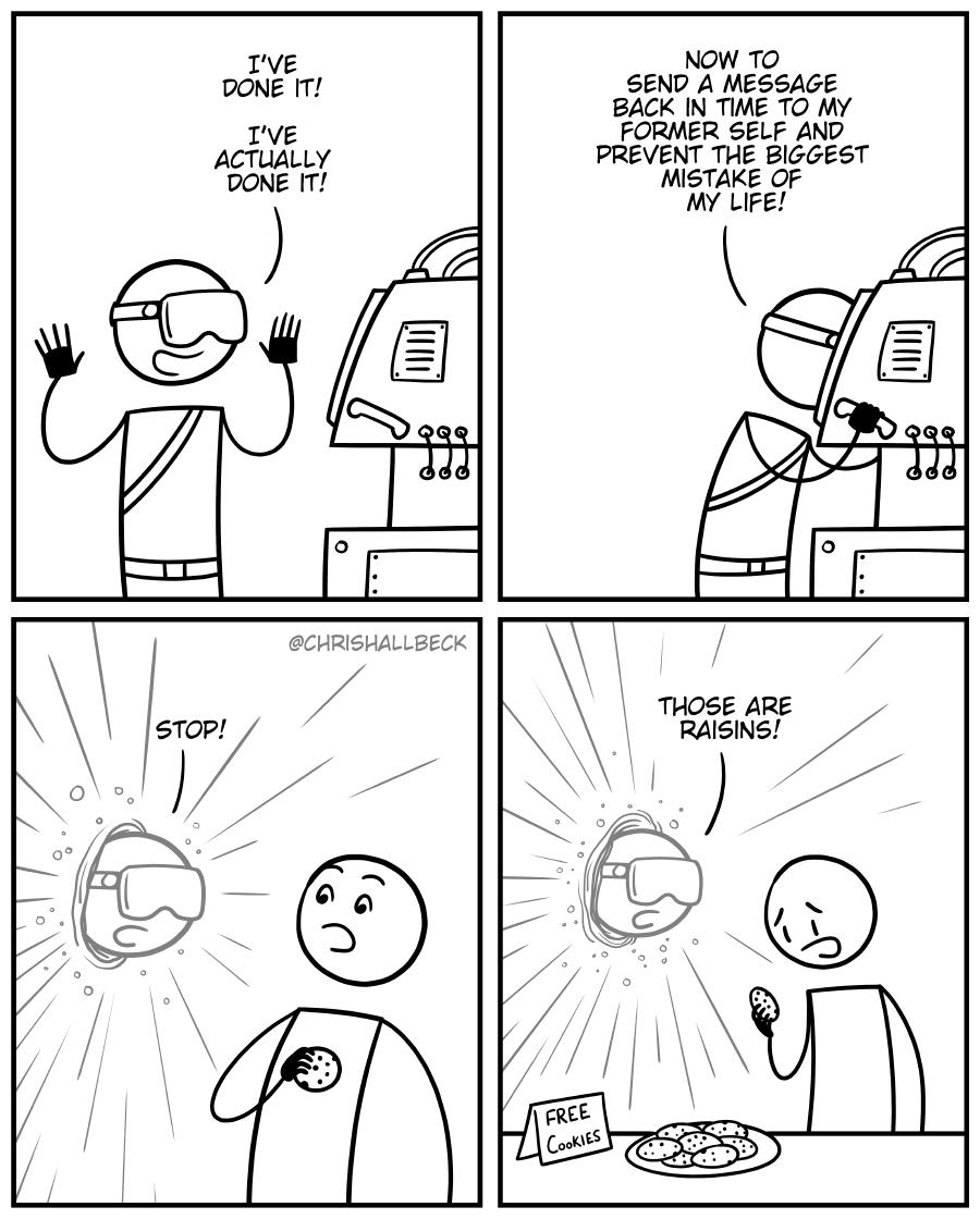 #1722 – Mistake