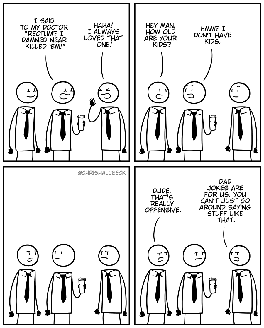 Maximumble - dad jokes