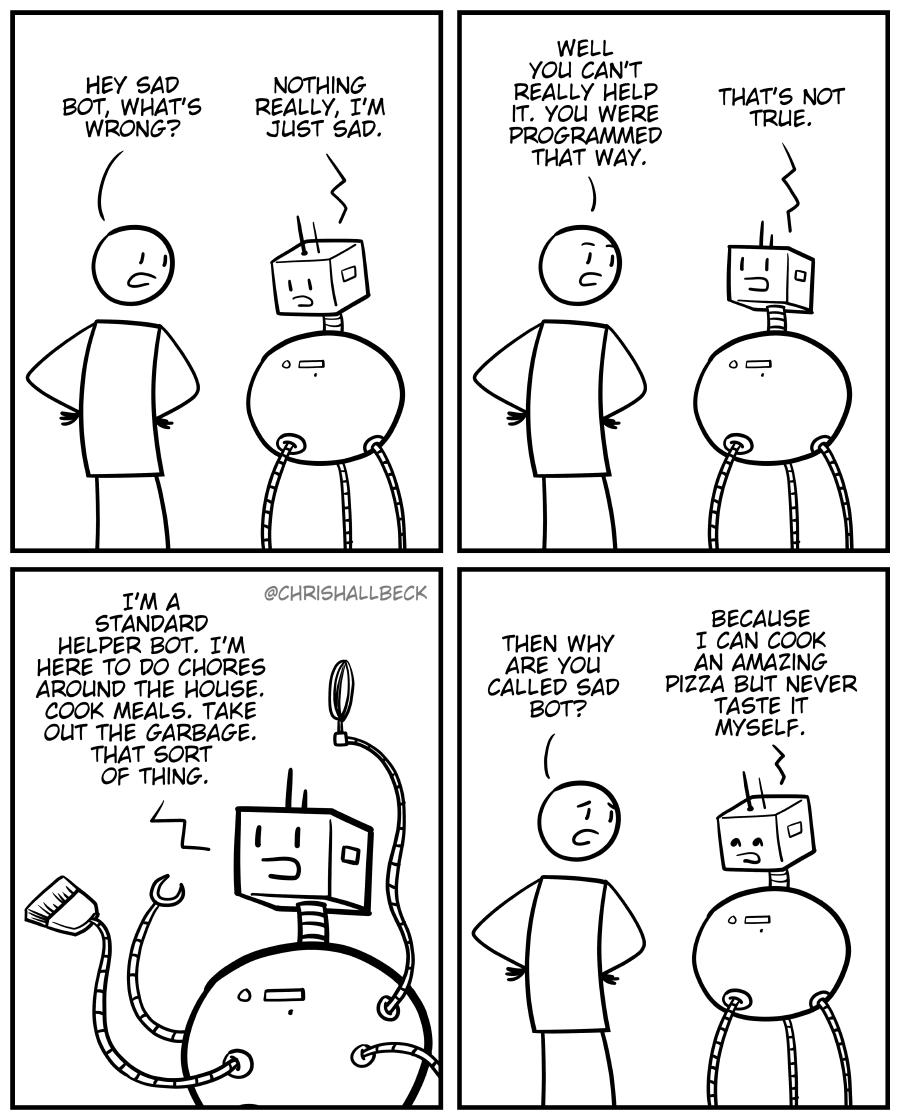 #1758 – Sad bot